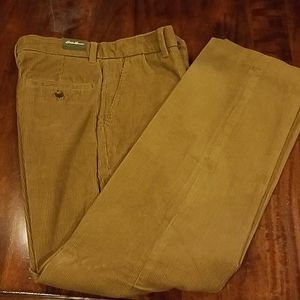 Eddie Bauer Classic Fit Corduroy Pants